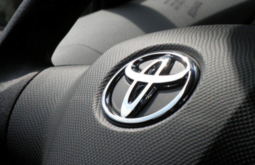 Toyota volante