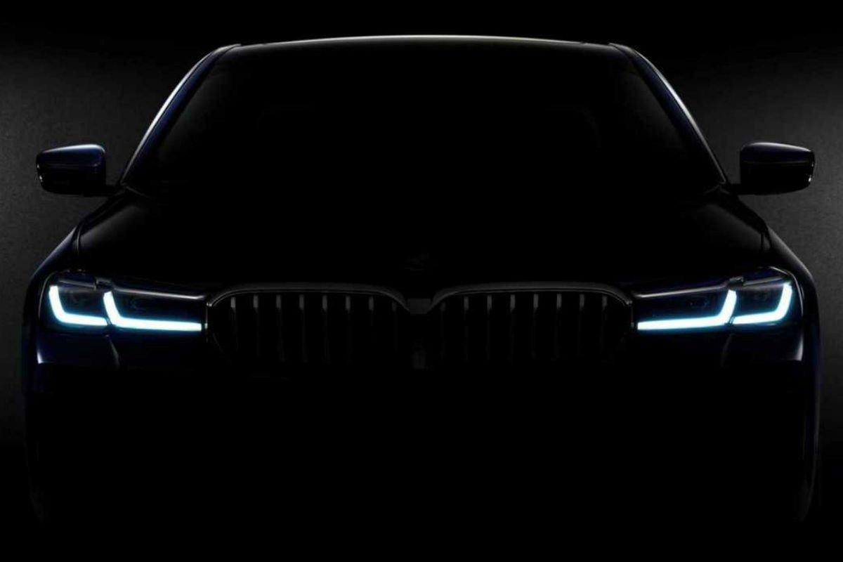 BMW Serie 5 2021 teaser