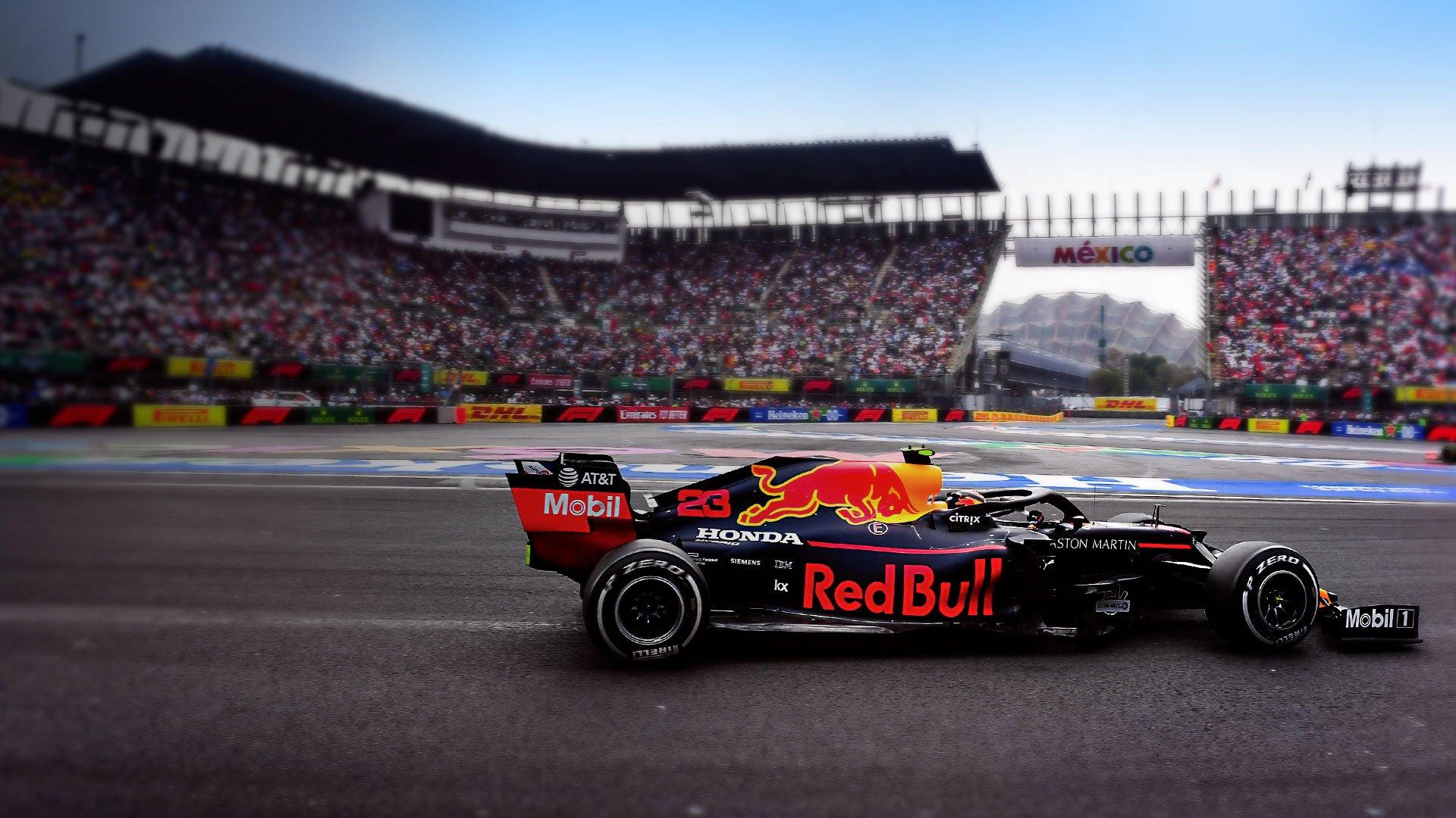 FIA GP Mexico 2020