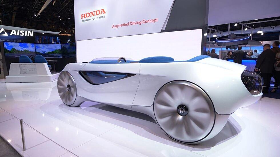 Honda 2035