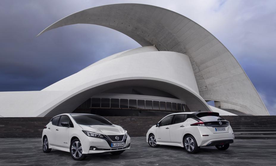 Electrios consejos Nissan LEAF