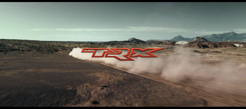 Ram 1500 TRX 2021 teaser presentaicon