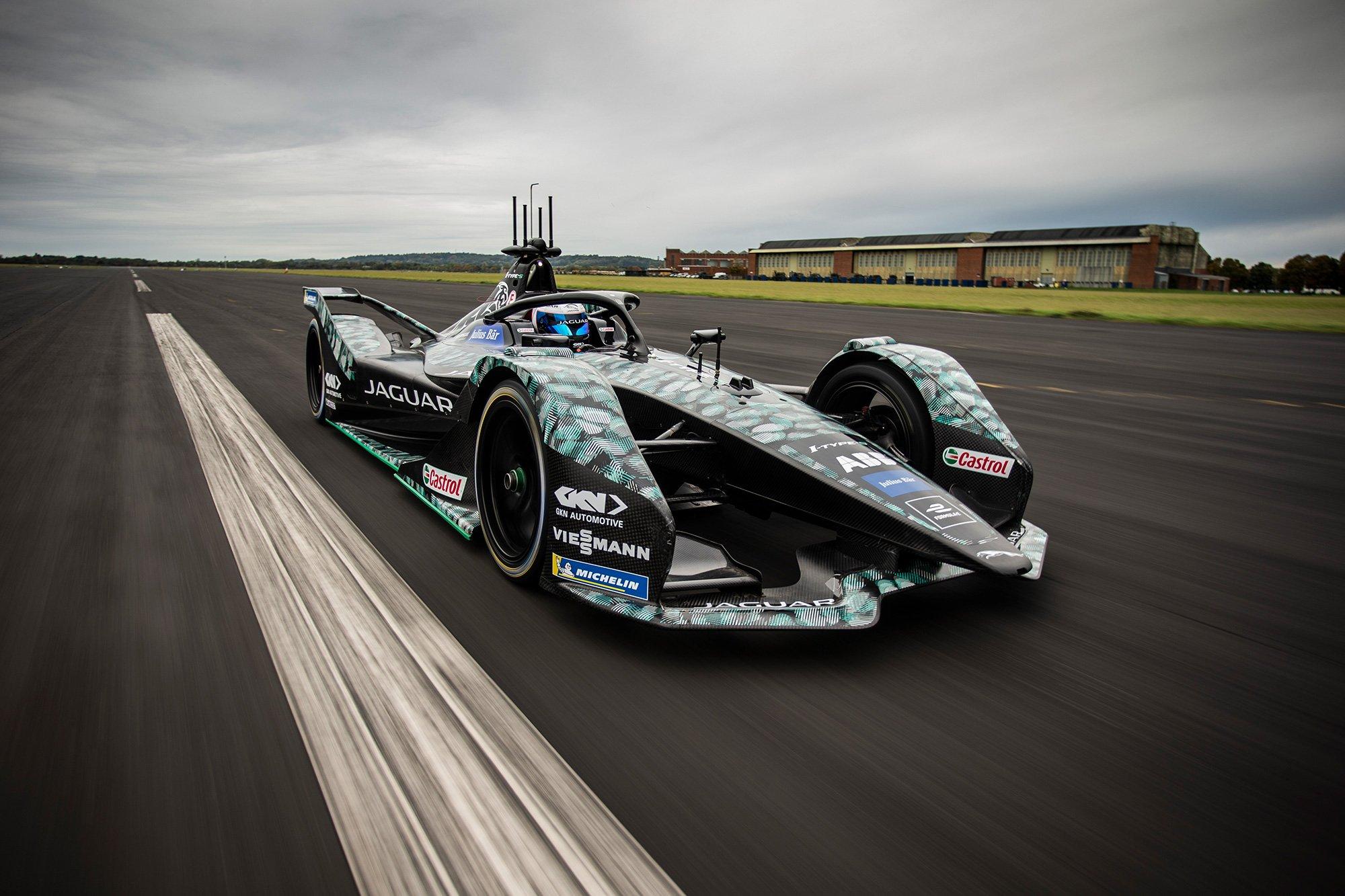 GKN Automotive Jaguar Racing