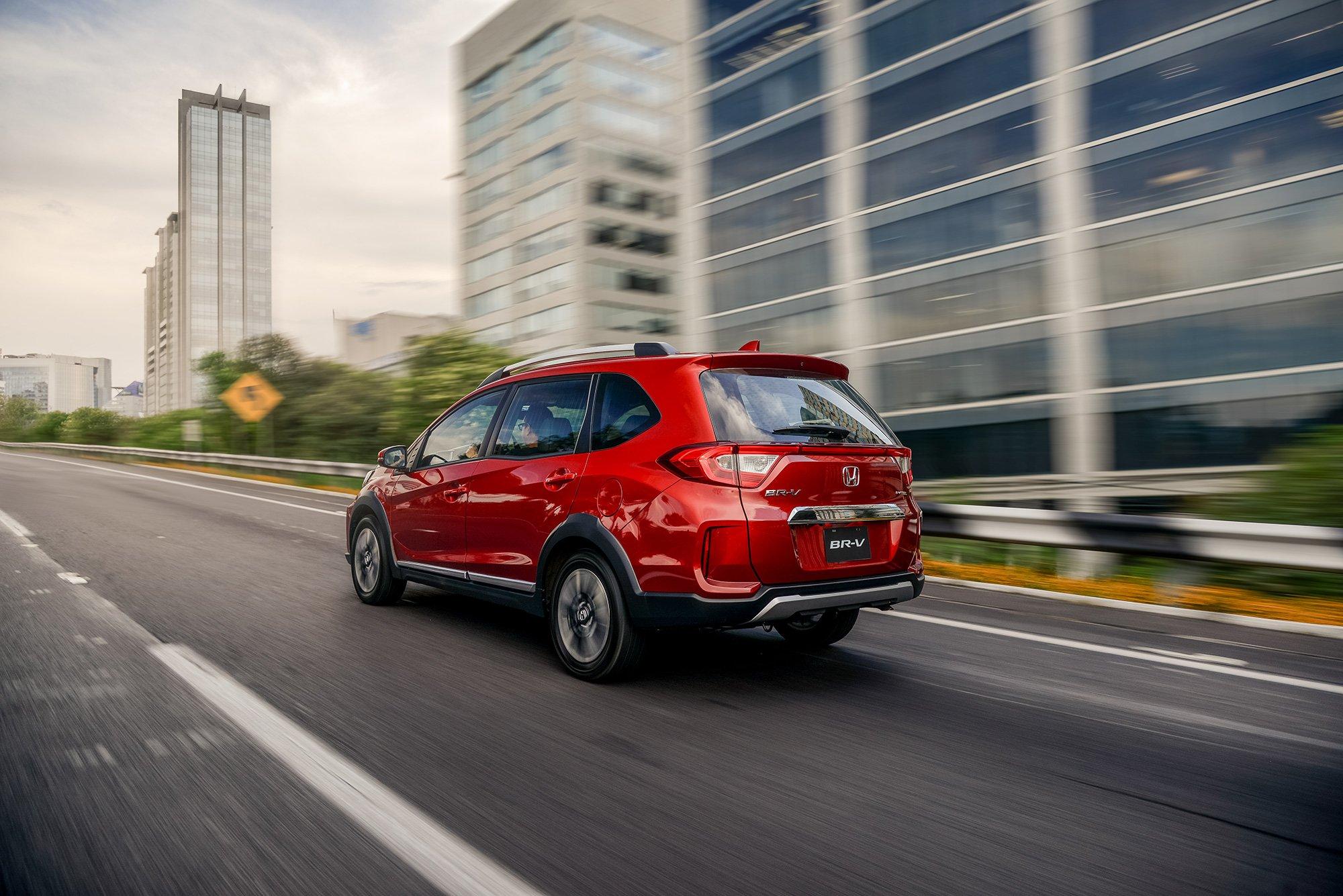 Honda BR-V 2021; el SUV para 7 pasajeros ya está en México