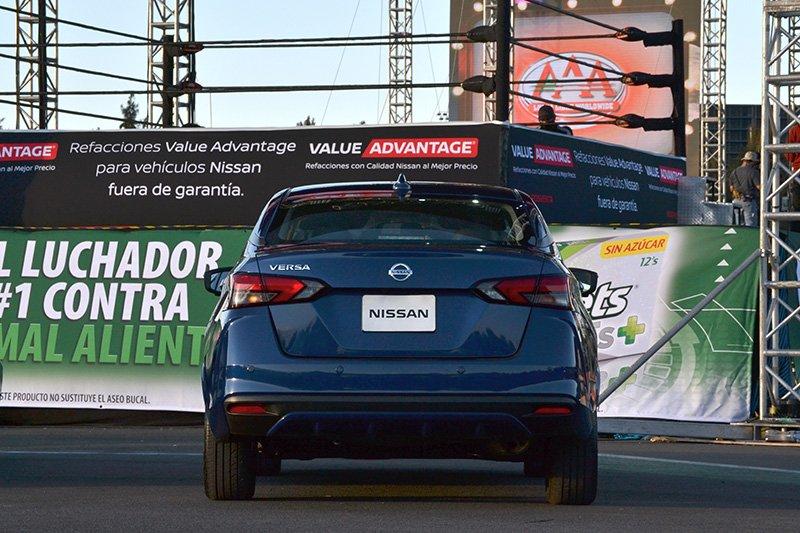 Nissan Autoluchas Mexico