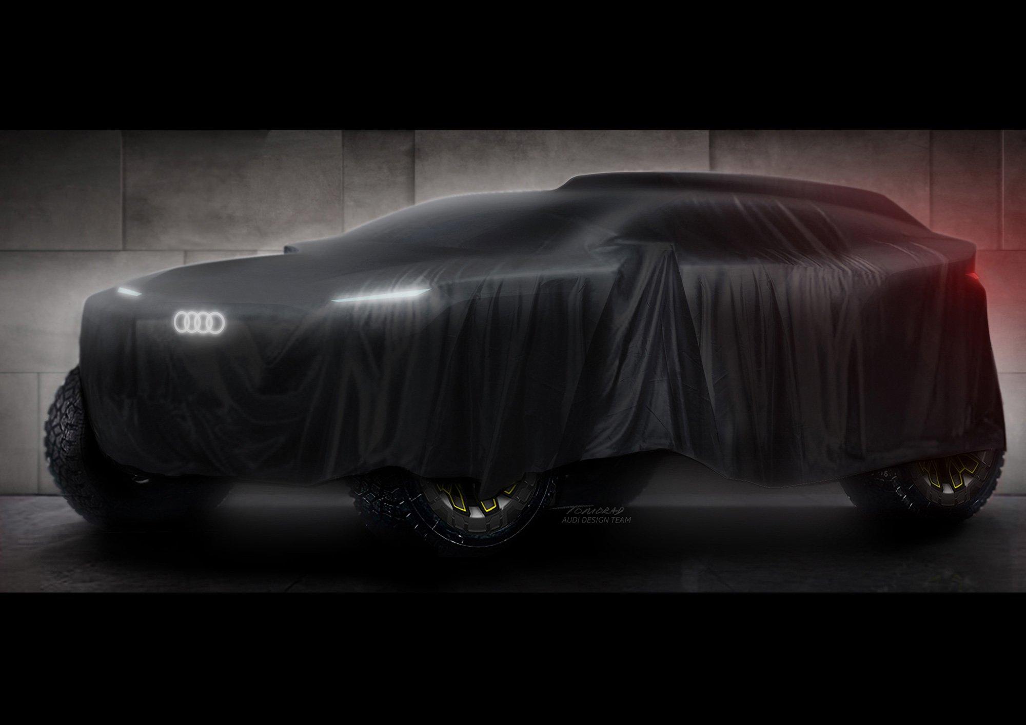 Audi Dakar-2022