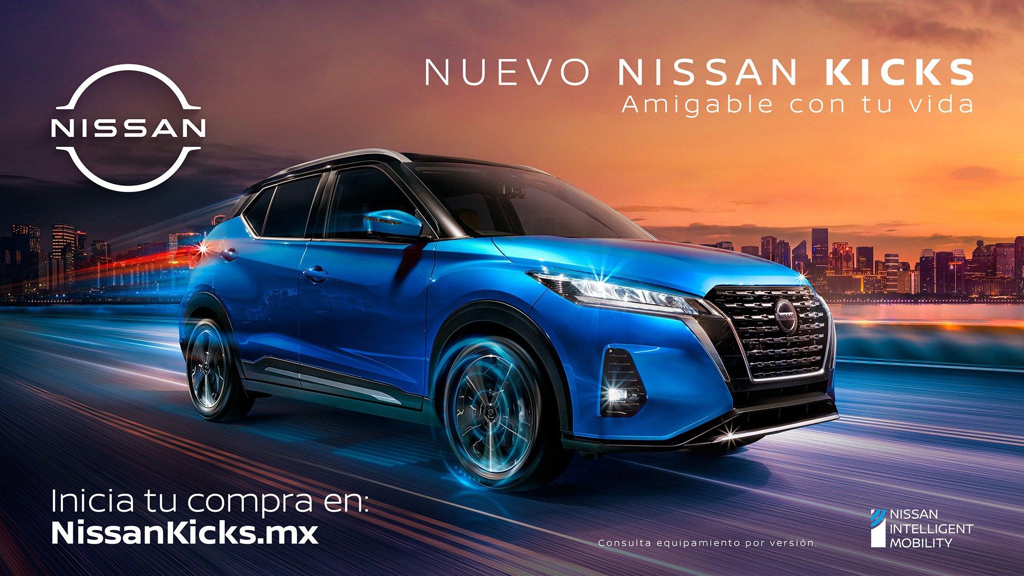 Nuevo Nissan Kicks 2021 preventa