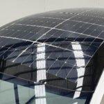 Applied Electric Vehicles techo solar de policarbonato