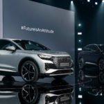 Audi Q4 e-tron presentacion