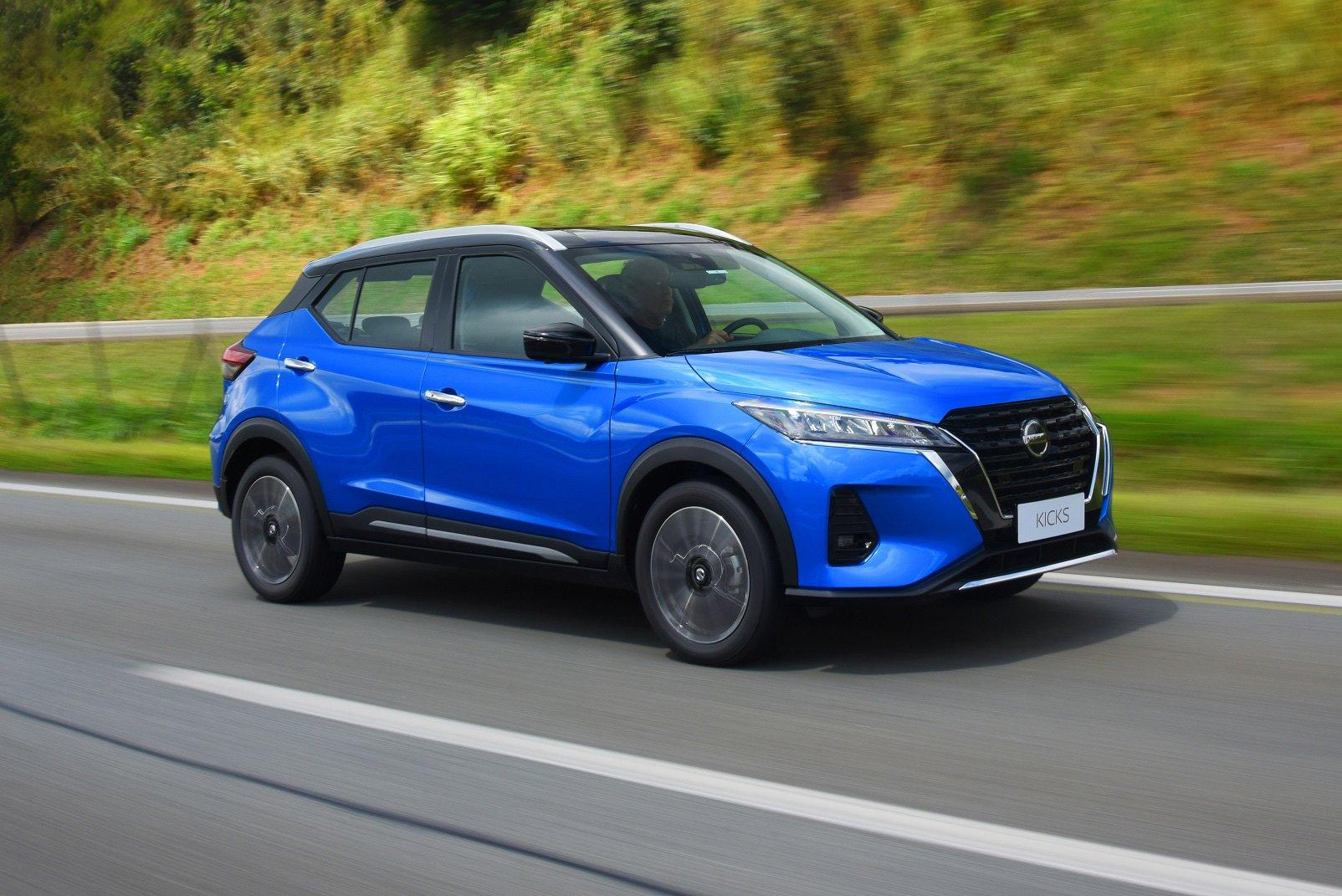 Nissan Kicks 2021 ideal carretera