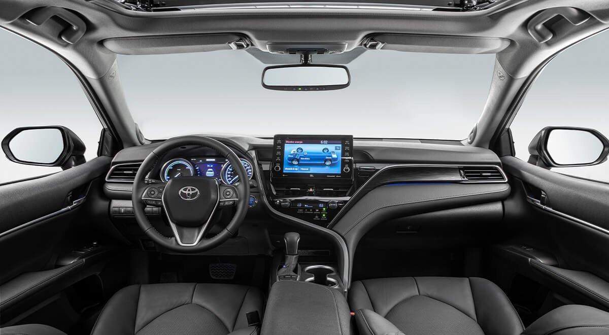 Conoce las ventajas del nuevo Toyota Camry 2021 híbrido - Autodesign