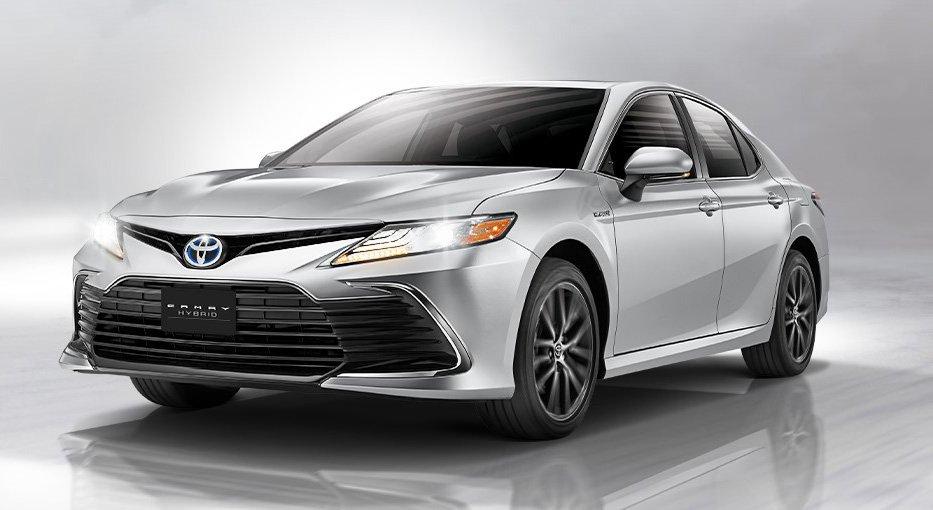 Toyota Camry hibrido 2021