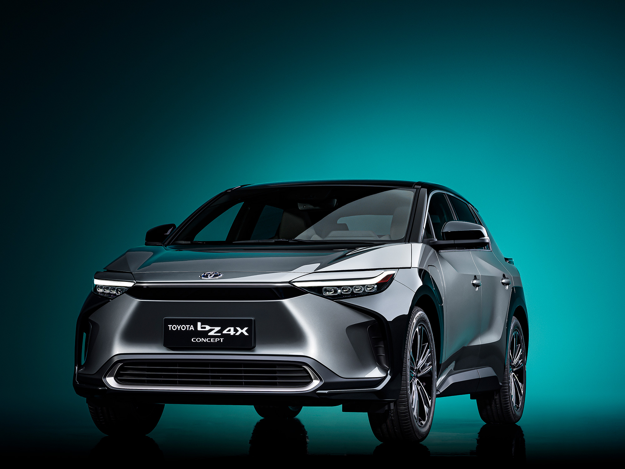 Toyota bZ4X concepto