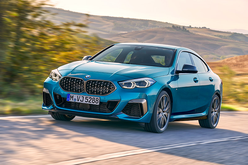 BMW Serie 2 Gran Coupe frontal