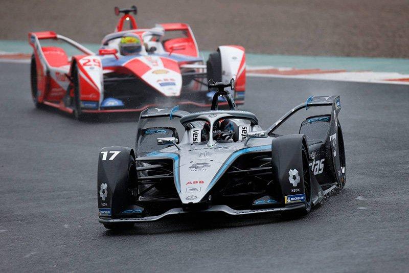 Formula E puebla 2021