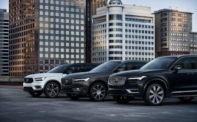 Volvo car mexico ventas 2021