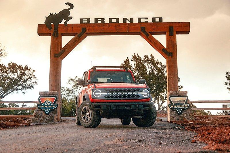 Bronco Off-Roadeo 2021 entrada