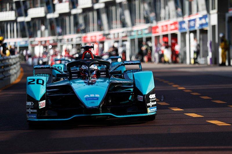 Jaguar Racing Formula E 2021