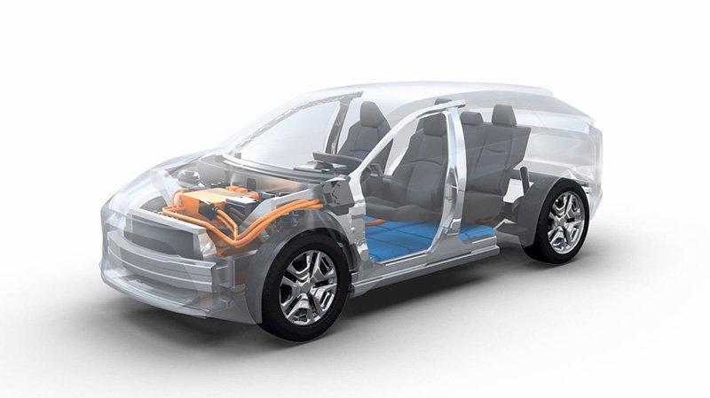 Toyota baterias solidas