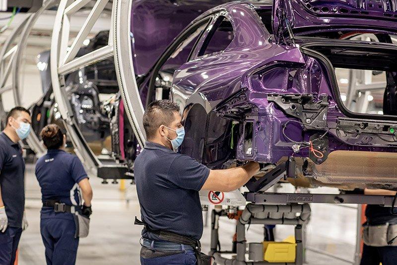 BMW Planta San Luis Potosi tous