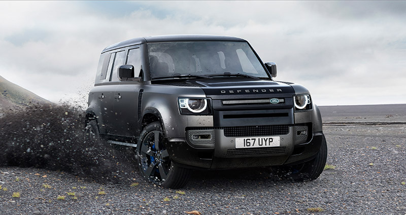 Land Rover Defender V8 110 2021