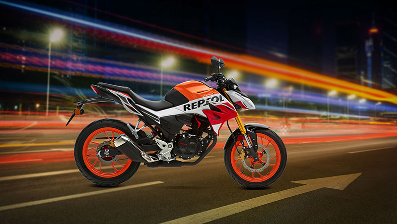 motocicletas Honda de Mexico