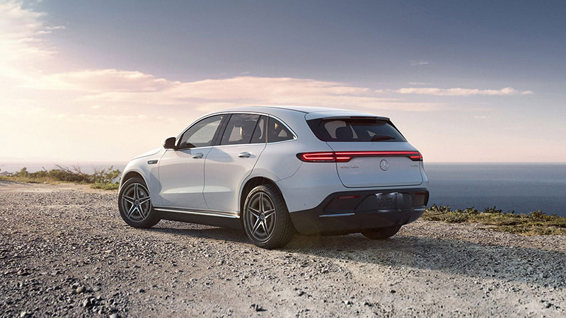 vehículos Mercedes-EQ sustentables