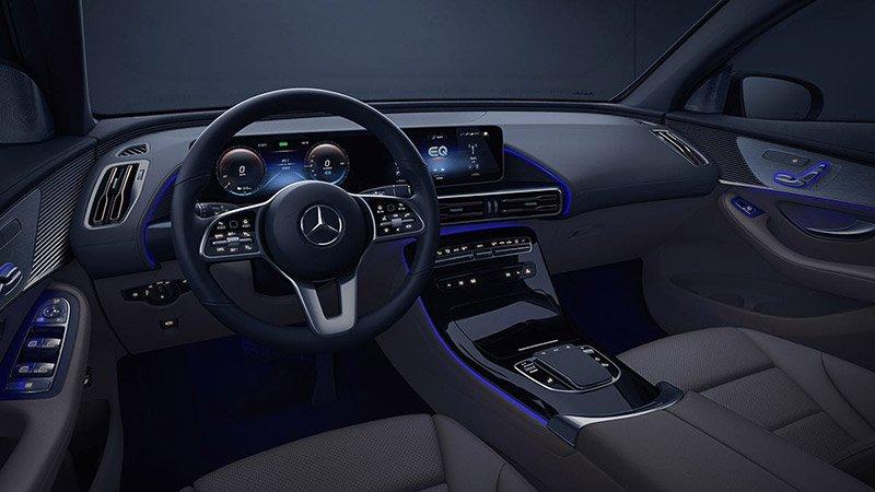 vehículos eléctricos Mercedes-EQ sustentables