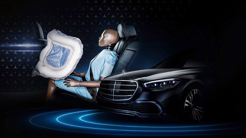 Bolsa de aire Mercedes-Benz