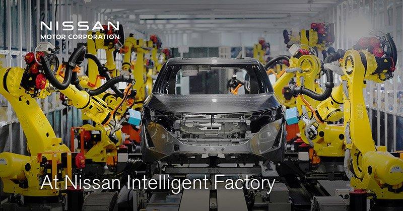 Nissan Intelligent Factory plantas