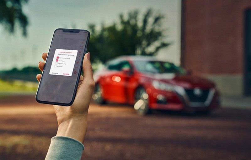 NissanConnect Finder modelos