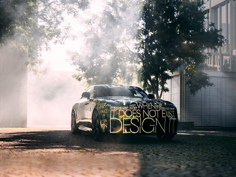 Rolls-Royce Motor Cars Spectre